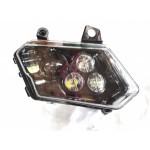 Фара светодиодная левая для квадроцикла CanAm Maverick X3