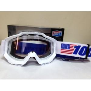 Очки для кроссового шлема 100%
