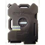 Канистра Rotopax черная для топлива 7.5 литра