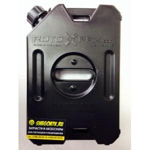 Канистра Rotopax черная  для топлива 4л
