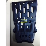Защита заднего редуктора пластиковая для квадроциклов Yamaha