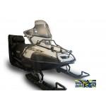 Силовой бампер с креплением для ружья для снегоходов Yamaha Viking 540