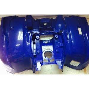Крыло  заднее Yamaha Grizzly 700-550 синий цвет