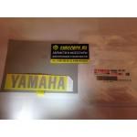 Наклейка на лобовое стекло Yamaha VK540