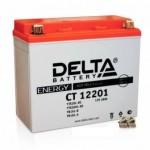 Аккумулятор СТ 12201 Delta Аккумуляторная батарея