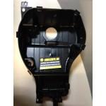 Корпус воздушного фильтра нижний Yamaha Grizzly