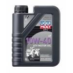 НС-синтетическое моторное масло для 4-тактных квадроциклов ATV 4T Motoroil Offroad 10W-40 (1л)