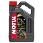 Масло моторное  Motul ATV-UTV Expert 4T 10W40 4 л