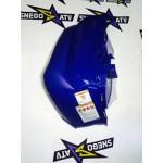 Крыло переднее левое синее для квадроциклов Yamaha Grizzly 700   2016