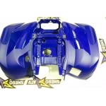 Крыло заднее синее для квадроцикла Yamaha Grizzly 700   2016