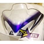 Стекло для снегоходов Yamaha RX- 1 , Warrior  2006-2012