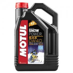 Масло MOTUL SnowPower 4T 0W-40