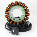 Магнето генератора (статор) для снегоходов Yamaha VK10 ,Nytro , Venture
