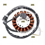 Статор генератора (магнето)для снегохода Yamaha Venture Lite Multi Purpose, Phazer GT