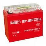 Аккумулятор гелевый для снегоходов RE 1220 (RED ENERGY)