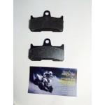 Колодки тормозные усиленные задние  для квадроциклов  Yamaha Grizzly 660 , CF Moto
