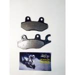 Колодки тормозные для  UTV Yamaha Rhino, BRP COMMANDER/MAVERIK , CF MOTO (CF Z6/Z8)