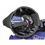 Рукавицы на руль для снегоходов и квадроциклов