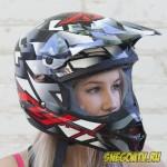 Шлем кроссовый FlyRacing
