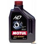 Масло трансмиссионное минеральное  Motul HD 80W90 2л