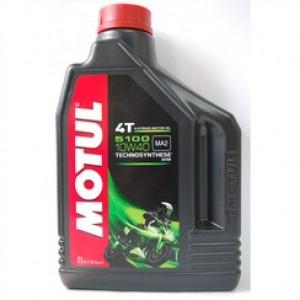Масло MOTUL 5100 4T SAE 10w-40 2 л