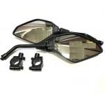 Комплект зеркал заднего вида с креплениями для квадроциклов