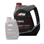 Масло синтетика XPS для 4-х двигателей, Зимнее 0W40, 3785 мл