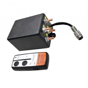 Беспроводной блок управления лебедкой с коннектором
