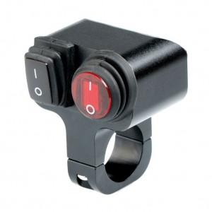 Выключатель влагозащищенный  2х кнопочный