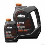 Полусинтетическое масло BRP XPS для 4-х тактных двигателей, летнее 5w-40, 3,8 литра.