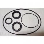 Комплект сальников  переднего редуктора (3 шт и  2 кольца)  для квадроцикла Polaris Sportsman
