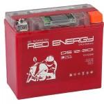 Аккумулятор гелевый для снегоходов и квадроциклов RED ENERGY