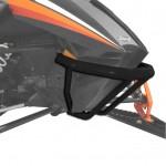 Бампер черный спортивный передний  Arctic Cat ZR F XF M 5639-850