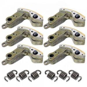 Ремкомплект муфты сцепления (6 колодок+6 пружинок) Grizzly,Rhino,Viking 550,700