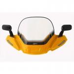 Ветровое стекло оригинальное для квадроциклов Can Am , BRP  желтое