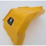 Крыло переднее правое  желтое для квадроциклов Can Am G2
