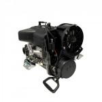 Двигатель в сборе  для снегохода Yamaha VK540F