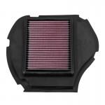 Воздушный фильтр нулевого сопротивления для  YAMAHA GRIZZLY 550-700