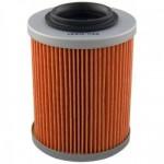 Фильтр масляный для снегоходов  Ski-Doo V-800, для квадроциклов  Can-Am 400/500/570/650/800/850/1000