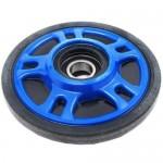 Колесо нижнее заднее 143мм x 20мм (синие) Bearcat 570 X, Z1 XT