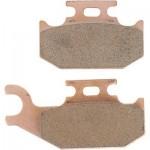 Колодки тормозные задние Yamaha Rhino 450-660 04-09 , Raptor 06-12