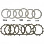 Комплект  сцепления усилен фрикционы+диски+пружинки Raptor, Kodiak,Wolver 350-660
