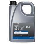 Масло моторное полусинтетика 2Т  для снегоходов Polaris Premium Blue 4L