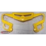 Передняя панель для квадроцикла желтый цв Can-am G1