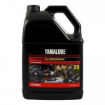 Масло Yamalube 2S, 2Т, Semisynthetic Oil (3,78 л)