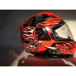 Шлем со стеклом AFX