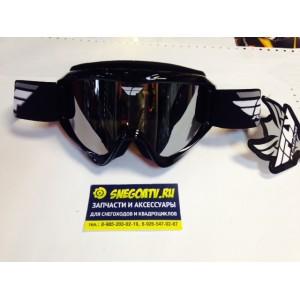 Очки для кроссового шлема FLY  зеркальные зимние