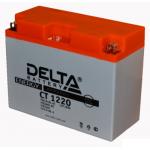 Аккумулятор СТ 1220  Delta Аккумуляторная батарея