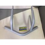 Бампер передний Yamaha Nitro (серый)