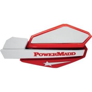 Защита рук красная PowerMadd 0635-0788 универсальная